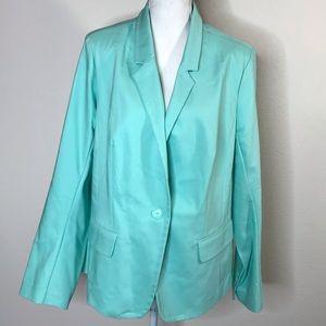 Lane Bryant the modernist collection blazer